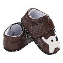 2019 Sapatos de Bebê Da Criança Das Meninas Dos Meninos Animal Decorativo Tecido de Algodão Da Criança Sapatos Fundo Macio Não-Deslizamento Sapatos de Bebê Respirável