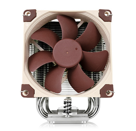 Noctua NH-U9S AMD processeur Intel refroidisseurs ventilateurs ventilateur de refroidissement contient des ventilateurs refroidisseur composé thermique LGA 1155X2011 1366 FM2 FM1