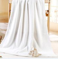 1 pcs 70*140 cm Jacquard Branco Macio Mão de Cabelo Toalhas de Banho de Algodão Toalha de Banho para Adultos badlaken toalla Toallas Mano Presente 42227