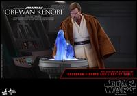 For Fans Collection Gifts 1/6 Full Set Collectible Obi Wan KENOBI Action Figure Star Wars Figure 12'' Doll Toys Boxed MMS478