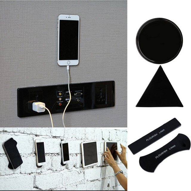 New Hot Super Powerful Fixate Gel Pad Strong Stick Glue Anywhere Wall Sticker Brand Convenient Gel Pad Portable