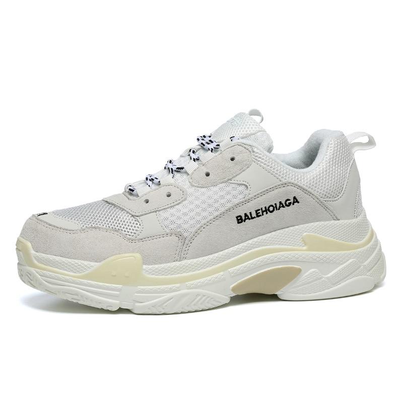 rouge 46 Ultra Beige Adulto Sneakers Blanc Hommes Chaussures Hombre blanc Casual Unisexe jaune 35 Automne Ulzzang Couples Chaude noir rose Zapatos Vente Rétro Ins 15q5wUxZT