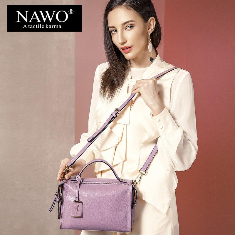 nawo zipper mulheres bolsa de Size : 25.5x11.5x18cm The Comprimento OF The Handle IS 8cm