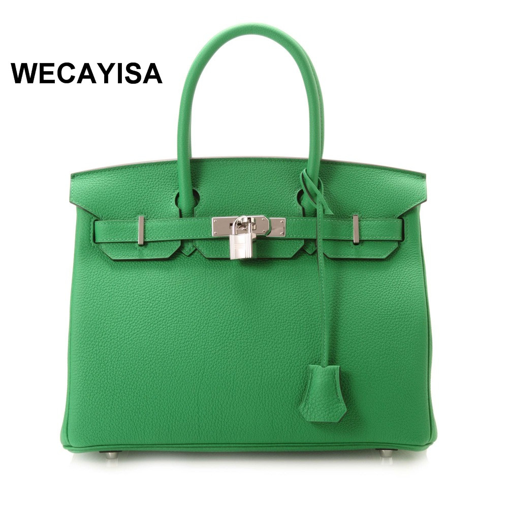 Free Shipping EMS new fashion High quality women s leather handbag women