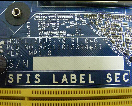 Motherboard For ZEUS-70 BA59-02139A SFIS LABEL SEC   Original 95%New Well Tested Working One Year Warranty  компрессор zeus zac203