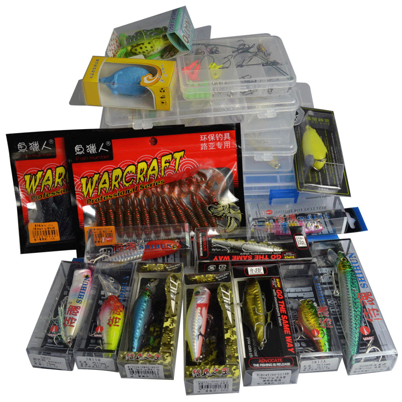Free shipping ! New lure bait suit freshwater sea Lure soft bait lures sequins wholesale Ray frog suit y0018 wholesale ray frog sets playing blackfish bait lures bait floating frog bait fishing page 5