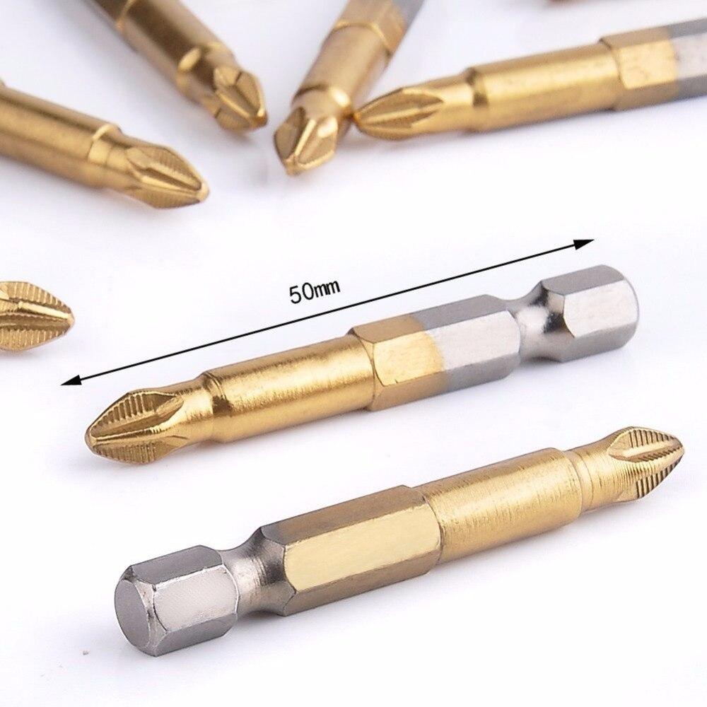10 pezzi 50mm PH2 1/4