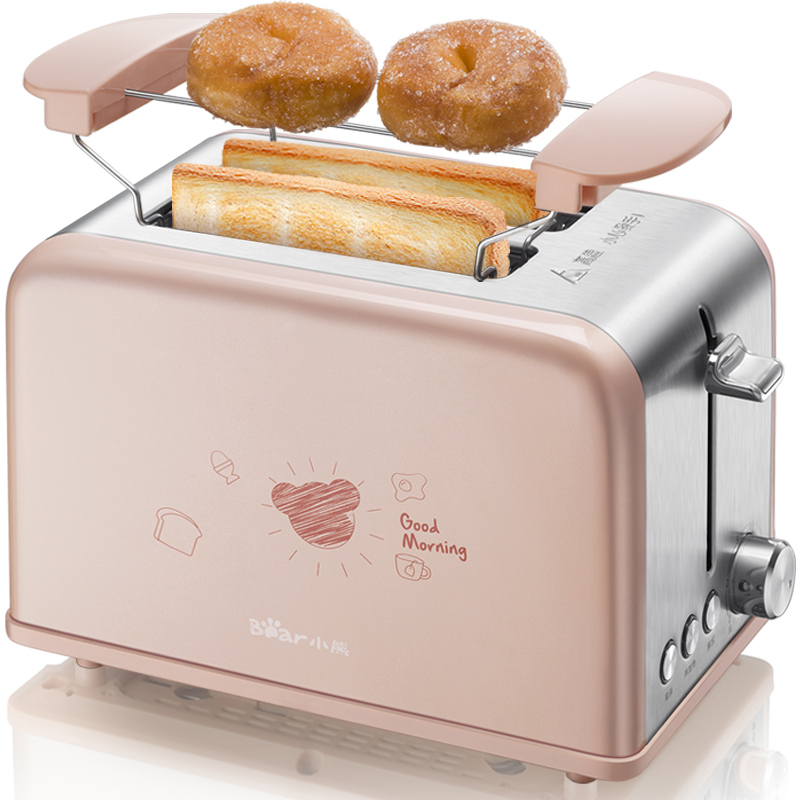 Toaster Home 2 Breakfast Toaster DSL-A02U1 Home Driver Toast Automatic toaster dsl a02g1 toast home toaster automatic breakfast toast