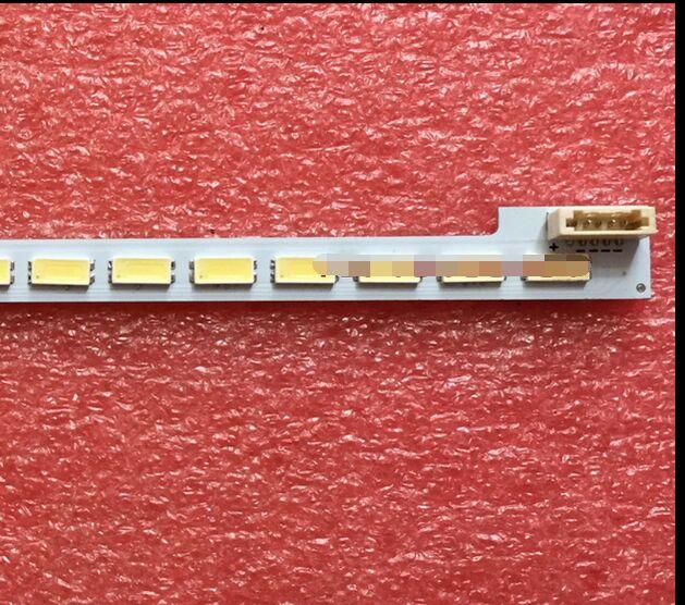 led רצועת lj64 570mm LED אחורית מנורה רצועת 64leds עבור 46EL300C 46HL150C 46-שמאל LJ64-03495A LTA460HN05 46 אינץ
