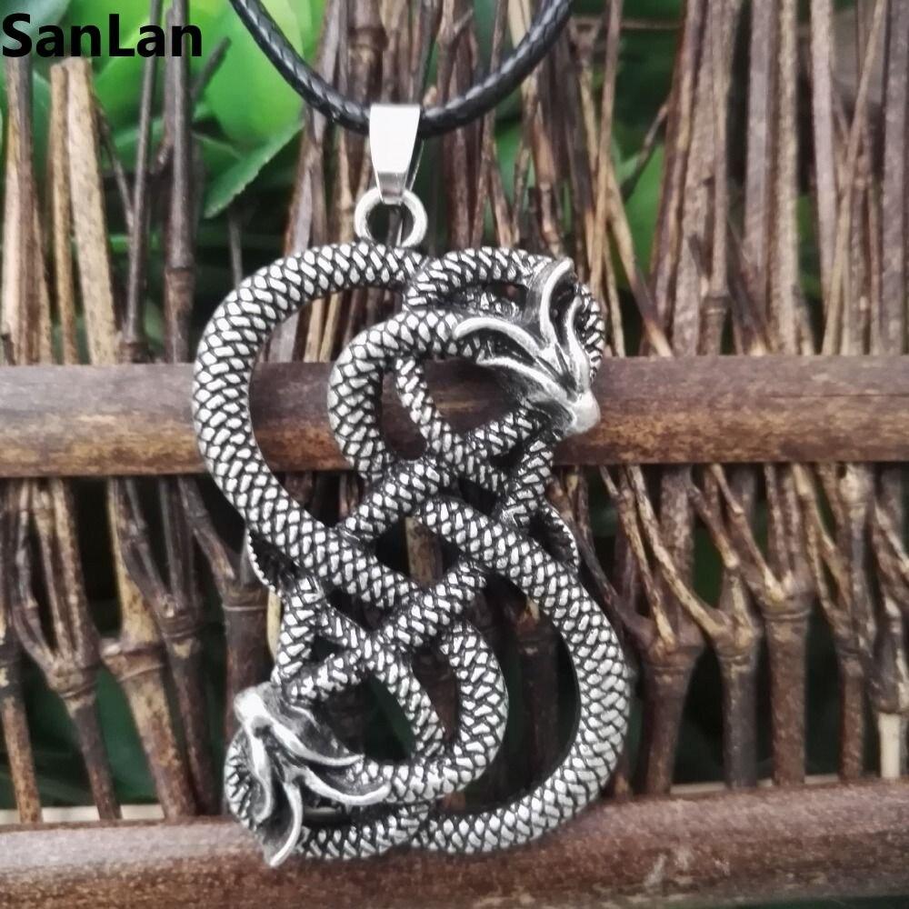 20pcs Loki Viking Sterling Pendant Norse Scandinavian Jewelry SanLan