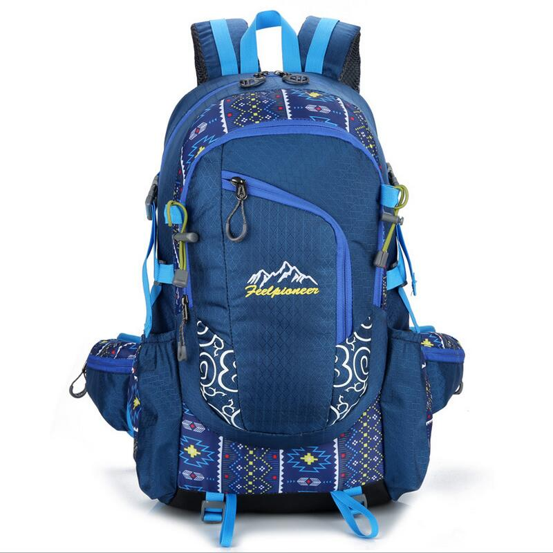 Climbing travel hiking backpack waterproof outdoor sports bag hunting backpacks cycling backpack camping knapsack rucksack