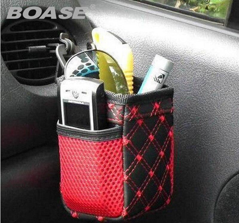 Hot Sale Multifunction Car Outlet Organizer Large Capacity Auto Arrangement Storage Box Car Accessories Carriage Bags
