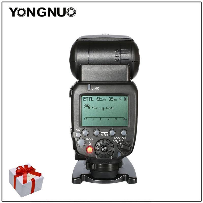 Yongnuo YN600EX-RT YN-600EX-RT HSS Master Wireless TTL Flash Speedlite For Canon 5DIII D4 D3x D3s D700 D300s D300 D7000 D90 D80 yongnuo yn e3 rt ttl radio trigger speedlite transmitter as st e3 rt for canon 600ex rt yongnuo yn600ex rt