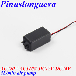 Pinuslongaeva 4 8L 15L 20L 25L/min pojedyncze dysza gazowa pompa powietrza sprężarki powietrza akwarium dotleniacz akcesoria do generatora ozonu|Oczyszczacze powietrza|AGD -