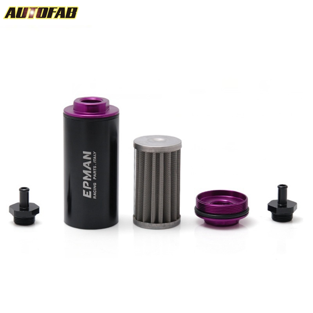 Racing Ready Inline Fuel Filter 86mm With 100 Micron Element Steel Install We Sell Diy Do It Yourself Items A Few Exceptions Take No Responsibility In Teaching You How To Professional Installation Is Strongly
