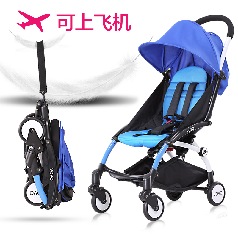 baby trolley portable folding baby carriage folding baby carriage can take baby child trolley summer