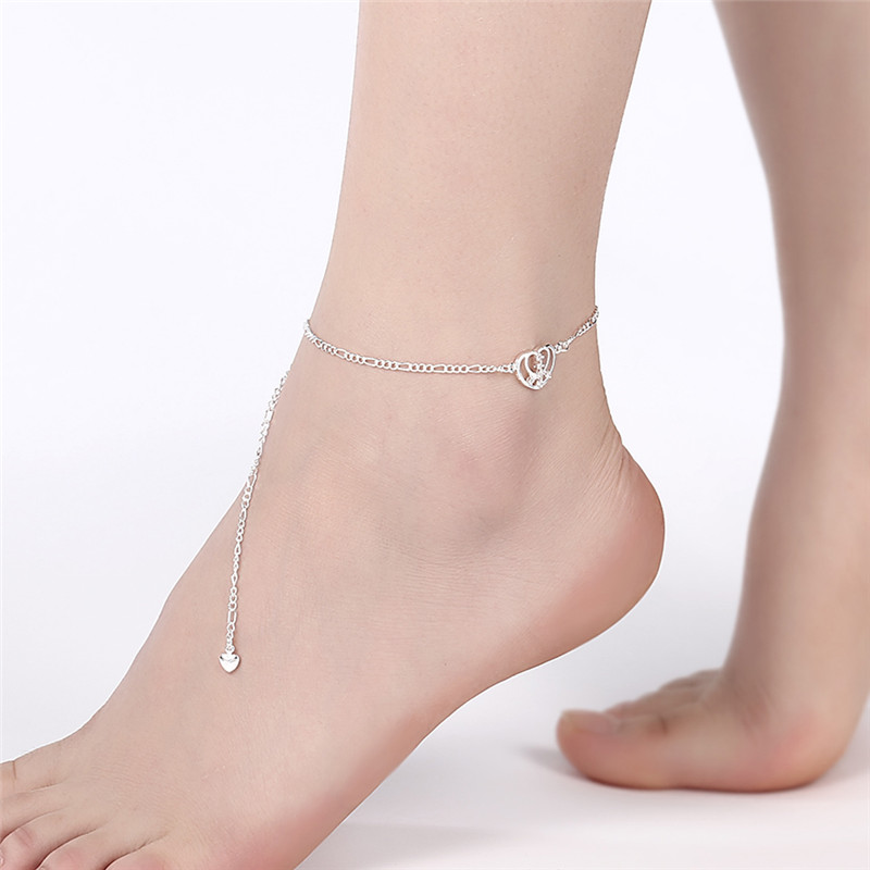 and galway sterling silver diamond lazlo bracelet heart d for carriage anklet