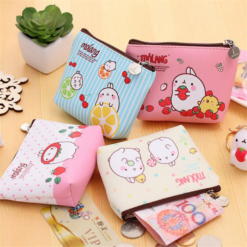 Fashion Small Purse Female Coin Purses Children Lovely Money Bags Gifts Women Bag Key Case Coin Card Mini Wallets for Kids ladie