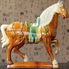 Horse ceramic orname...