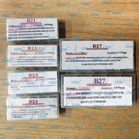 ERIKC B21 B23 B24 B27 Common Rail Injector Ring and Diesel Fuel Nozzle Auto Engine Gasket Total 400 Pieces for Denso