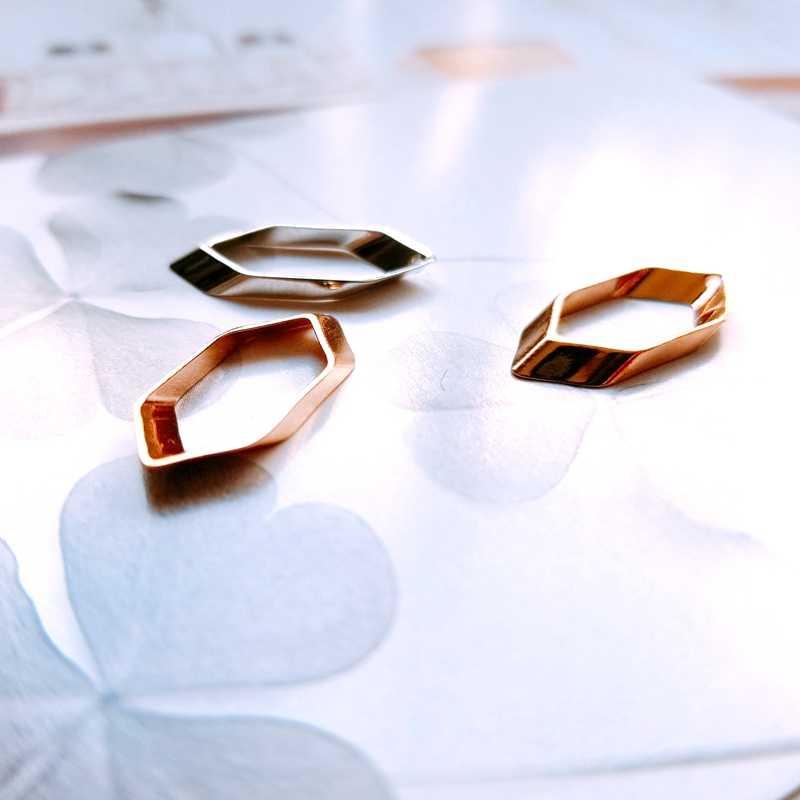 Minimalistische Geometrie Koper Milieuvriendelijke Vergulde Hanger Metalen Sieraden Accessoires Diy Handgemaakte Oorbellen Accessoires