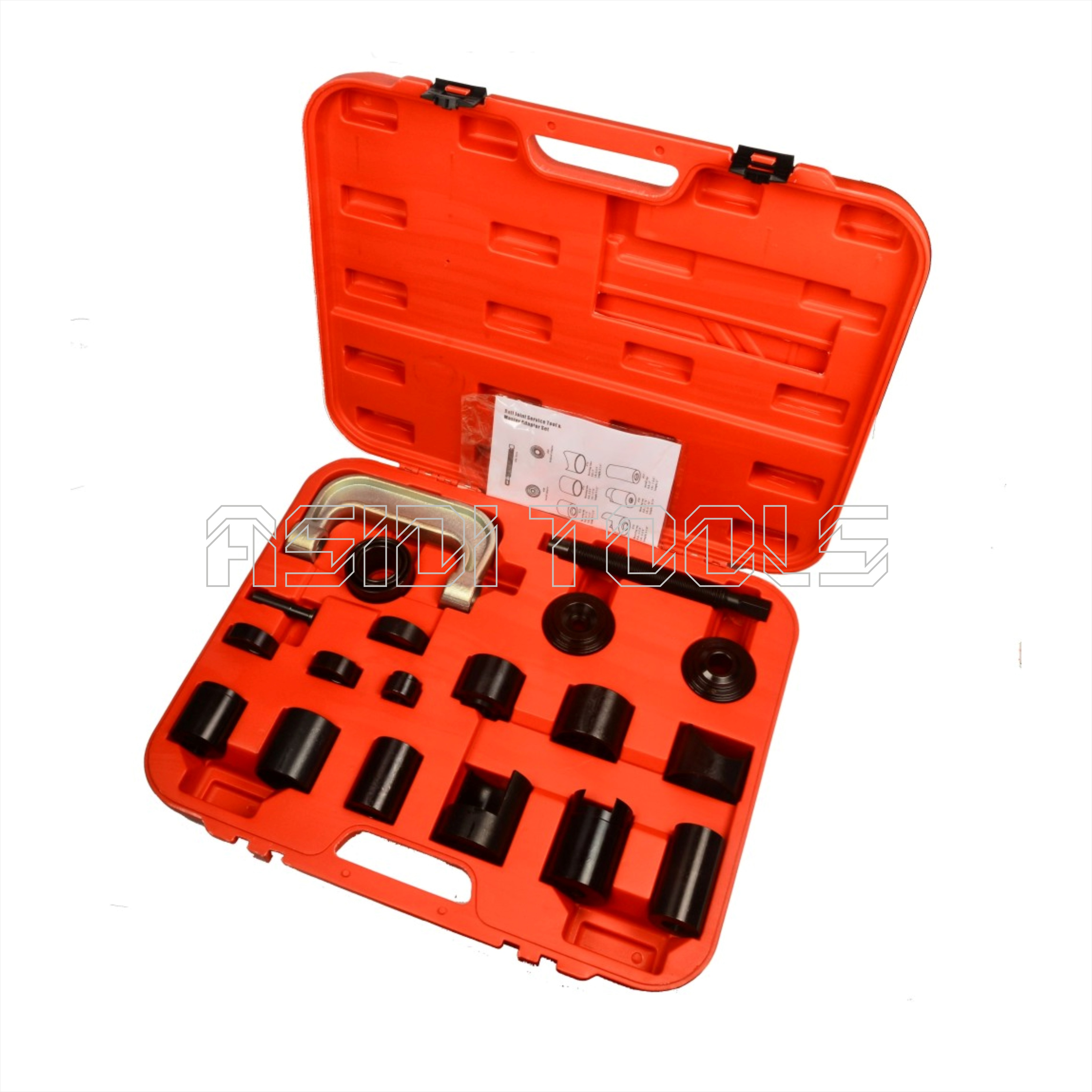 21pc Universal Ball Joint Remover Master Kit 4x4s Cars Press Fit Brake Anchor
