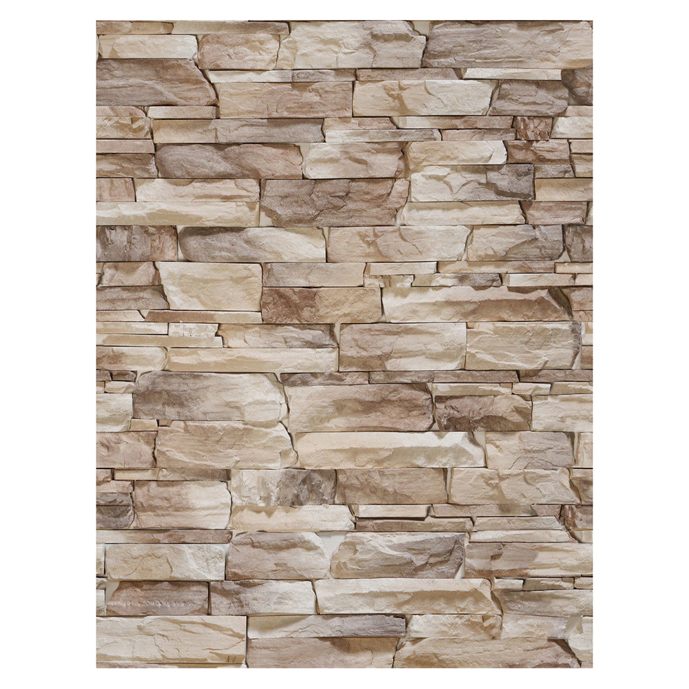 Thin Vinyl Studio Stone Wall Photography Backdrop Photo Background 5x7FT thin vinyl vintage book shelf backdrop book case library book store printed fabric photography background f 2686