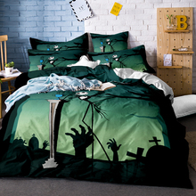 Happy Halloween Tree Kids Bedding Set Bat Pumpkin Quilt Cover Festival Bedding Collection Bedspread Queen Size extrabreit festival collection 2 dvd