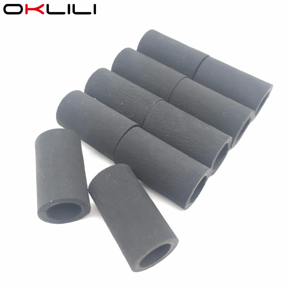 10PC RM2-5397 RM2-5745 RM2-0064 Separation Roller Pad For HP M402 M403 M426 M427 M501 M506 M527 M552 M553 M577 For Canon LBP3120