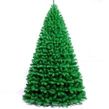 ФОТО 2.1 m / 210 cm floor christmas tree hotel family shopping mall upscale festive christmas decorations