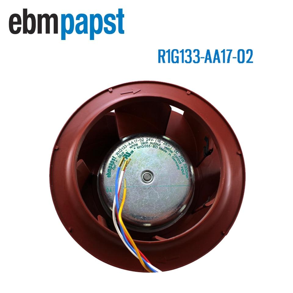 Фото Brand new original inverter cooling fan R1G133-AA17-02 220V fan 133*91mm