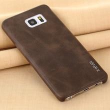 X-уровень Ретро Роскошный телефон чехол для Samsung Galaxy Note 5 из модного кожзаменителя Защитная крышка для Samsung Note5 телефон оболочки