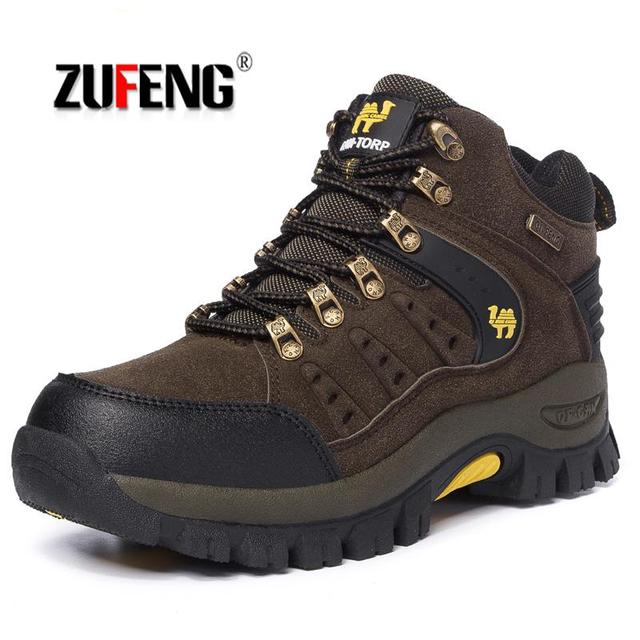 High-quality Men Hiking Shoes For Women Autumn Winter Brand Outdoor Mens Sport Cool Trekking Mountain Climbing Athletic Shoes