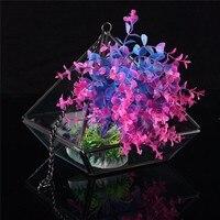 High Quality Irregular Glass Geometric Terrarium Container Box Tabletop Succulent Plant Planter Flower Vase Garden Craft