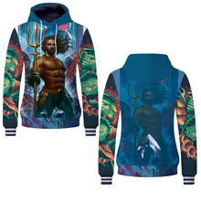 Fans Wear 2019 3D Men Hoodies Sweatshirt  DC MovieThe Aquaman Hoodie Super Heroes Printed for Comics Cosplay