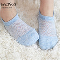 Cotton Newborn Baby Socks for Summer Kacakid Spring Floor Children's Socks for Newborns calcetines bebe Cool Pierced