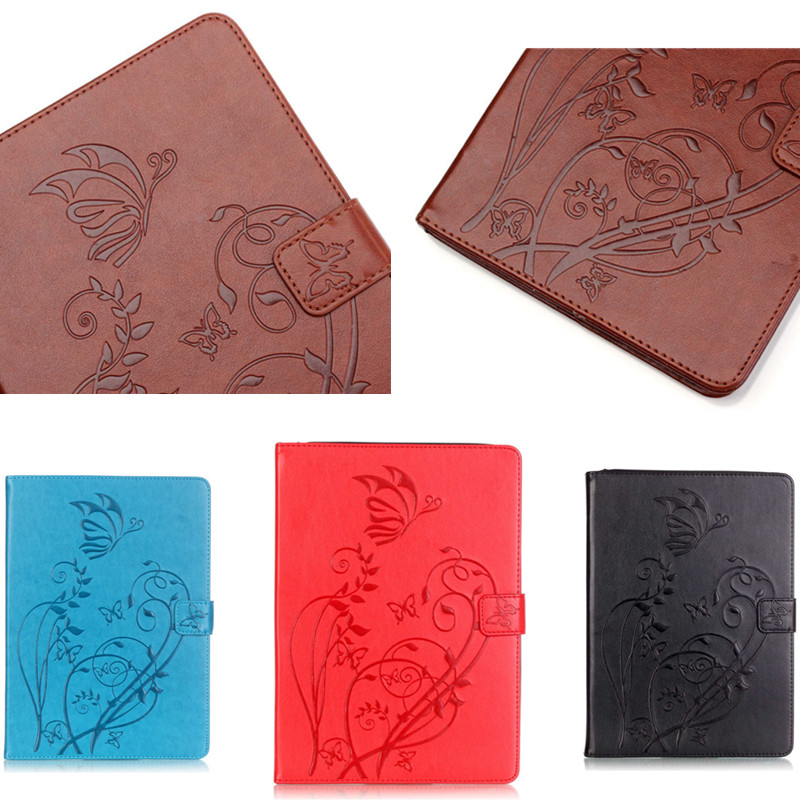 YB Hot Flower case for Apple Ipad air 1 Fashion PU leather cover for Ipad Air1 ipad5 A1474 A1475 A1476 With tpu Back Card holder nice soft silicone back magnetic smart pu leather case for apple 2017 ipad air 1 cover new slim thin flip tpu protective case