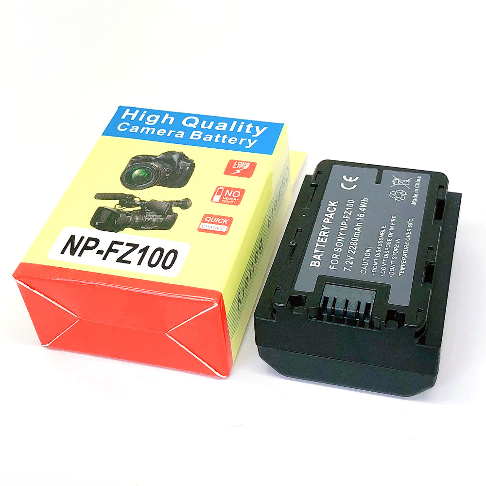 Battery for Mark-Iii NP-FZ100 A7iii A7m3 Sony bc-Qz1 Alpha A9 ILCE-9 A7r3 9-9s as