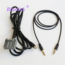 Car Stereo Female 3 5mm Jack Aux Input Cable Adapter For Honda Civic CRV Accord