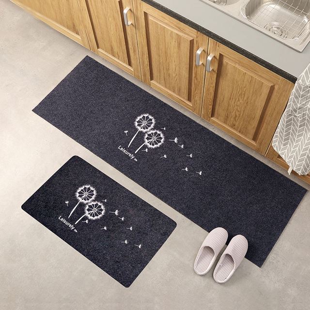 Anti-Fatigue Non-Slip Kitchen Floor Mats