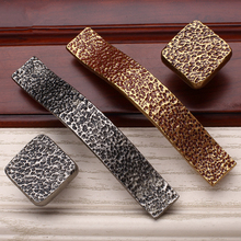 New Style European Classic Solid Zinc Alloy Silver/Gold Cabinets Handle/Pull Handle Knob