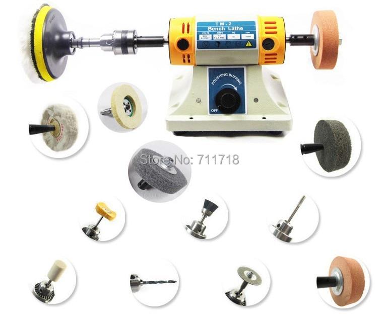 Mini multifuncional eléctrico Jade corte banco pulidora Dremel - Herramientas eléctricas - foto 4