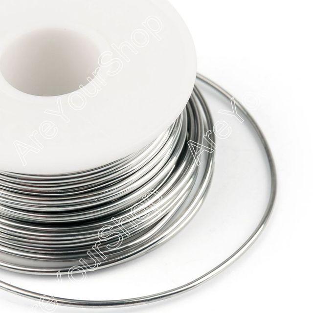 Areyourshop sprzedaż 2.0mm 100g 63/37 cyny realizacji rdzeń żywiczny drut lutowniczy lutowanie spawanie Flux 2% bezprzewodowy dostęp