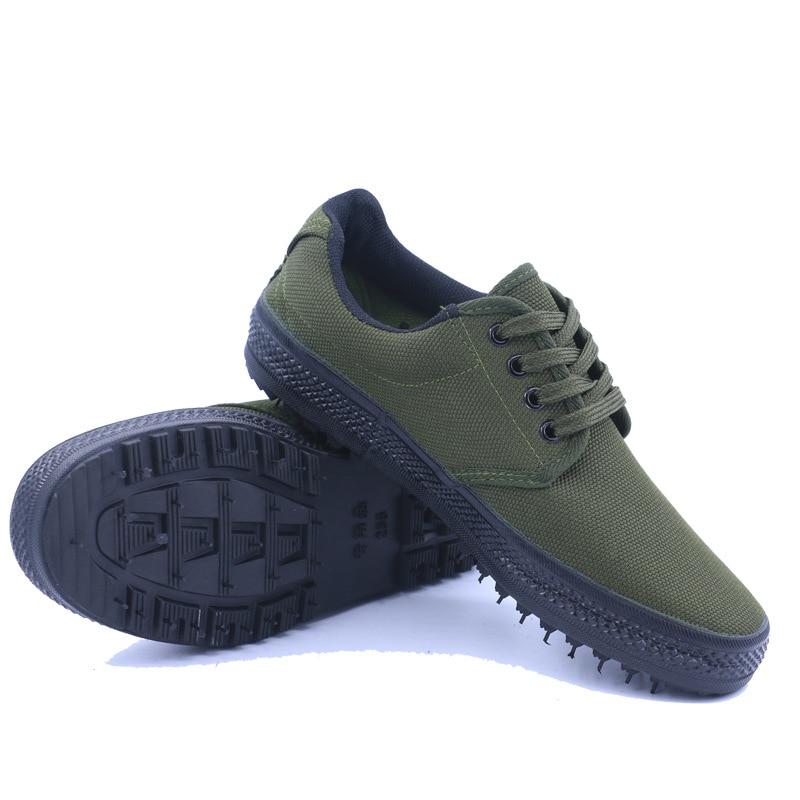 A07701-12 de chaussures de travail sauvage vert DurableA07701-12 de chaussures de travail sauvage vert Durable