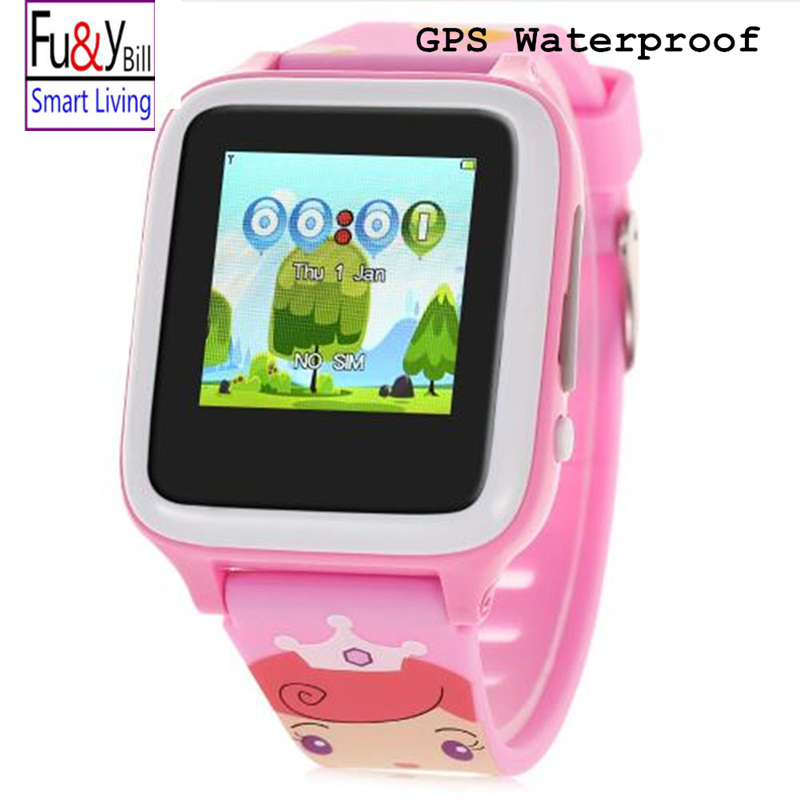 X02S Kids Smartwatch Phone 1 22 inch IPS Screen GPS Pedometer Message PK X01S Smart watch