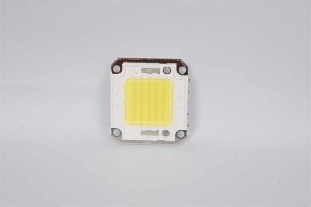 Free Shipping High Power 50W LED Chip 5800LM 1pcs/lot,white/Warm white for LED Bulb Lamp Light Chips 45*45mil 1w led bulbs high power 1w led lamp pure white warm white 110 120lm 30mil taiwan genesis chip free shipping