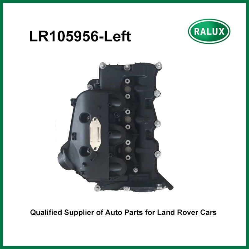 Автомобиль впускной коллектор cam Обложка для обнаружения IV Mk4 и Land Range Rover Sport L405 3,0 клапан крышку LH LR105956 RH LR105957 LR074623