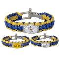 Custom Greek Letters SGR Sorority  550 Paracord Bracelets Sigma Gamma Rho Adjustable Survival Bracelet