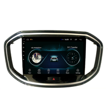 Radio samochodowe z nawigacji GPS z przodu mapa kamery doskonałe bluetooth mp3 mp4 odtwarzacz HD1080 dla JAC M4 2015-2017 9 cal Android 8 1 tanie tanio BANTANG 4X45W 2 5kg W desce rozdzielczej Tuner radiowy Angielski 12 v 1024 X 600