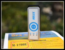 Holux M-1200E Wireless Bluetooth MINI Receptor GPS POI Data Logger Cena de M-241A pistas en Google Earth, 1000C